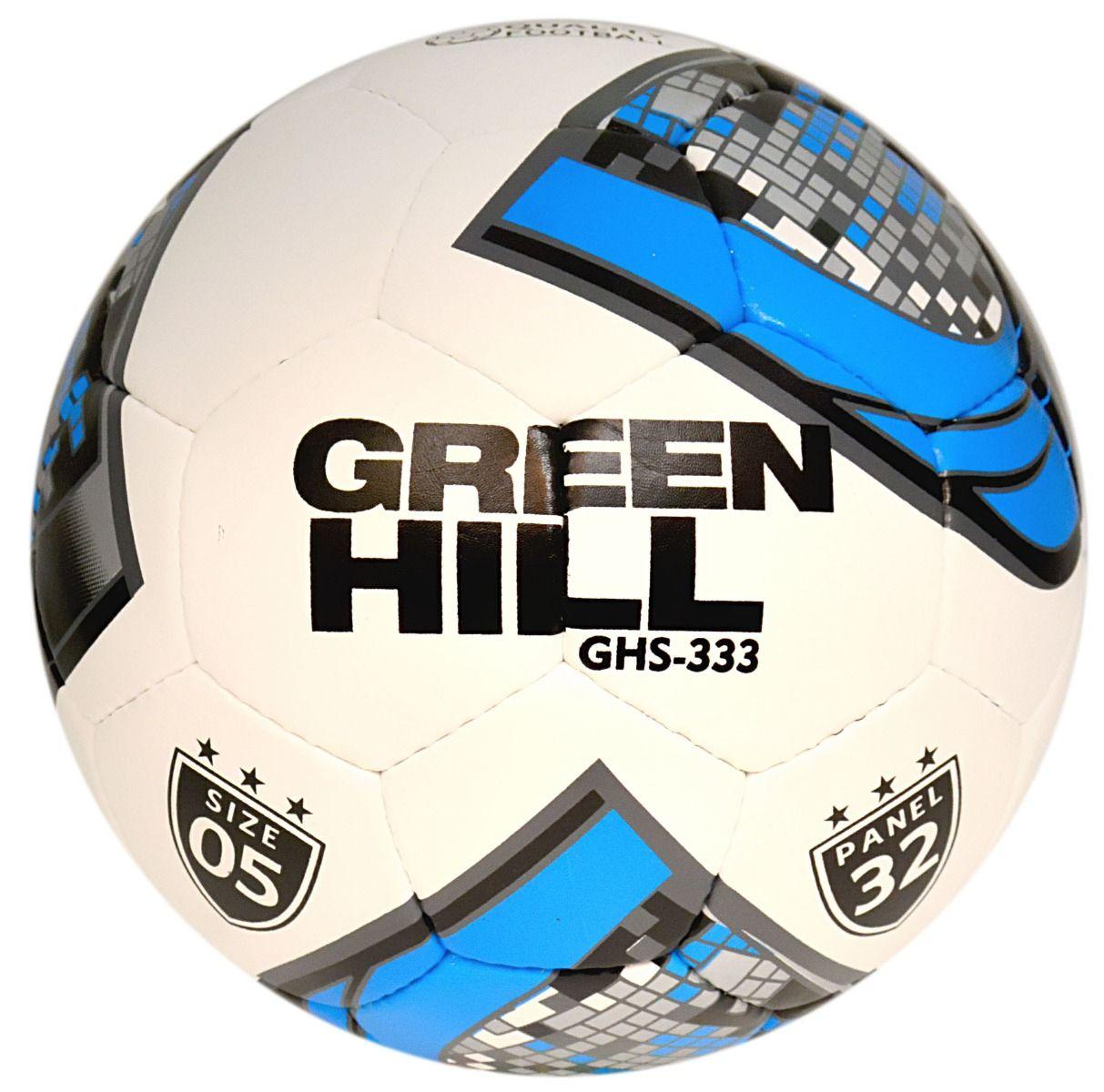 GREEN HILL SOCCER BALL 333