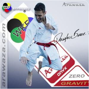 Arawaza Onyx Zero Gravity, Karate WKF