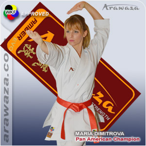Arawaza Amber Evolution, Karate WKF