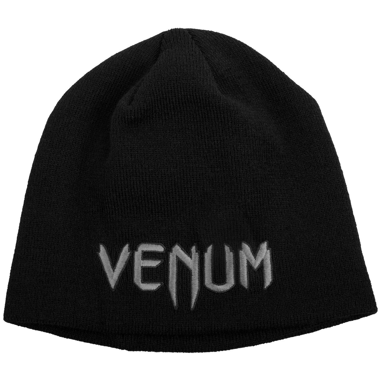 VENUM CLASSIC BEANIE ICE CAP BLACK/GRAY