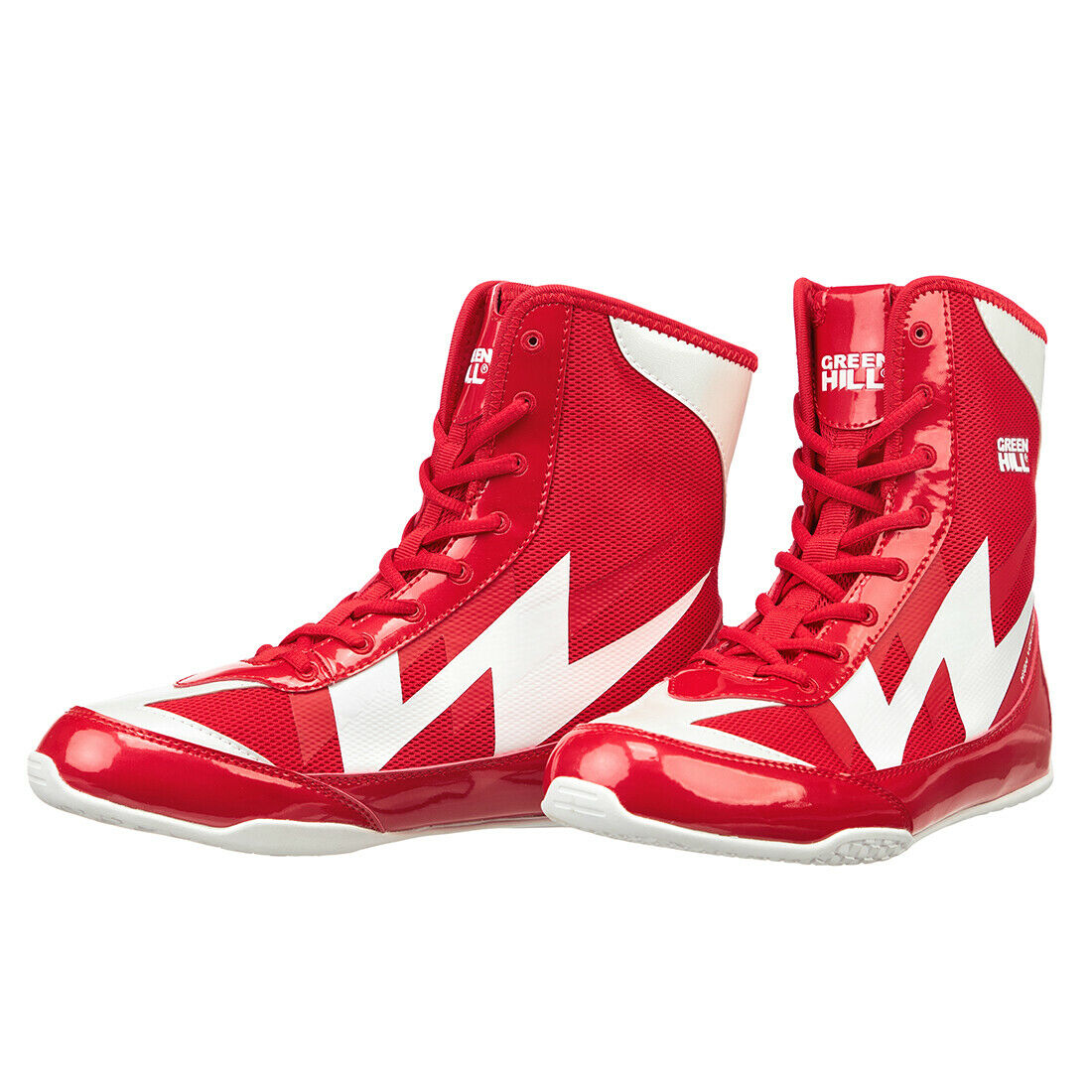 GREEN HILL BOXING SHOES STORM RED