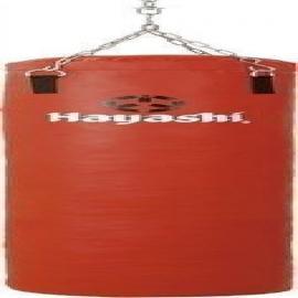 HAYASHI HEAVY BAG RED FILLED 180CM