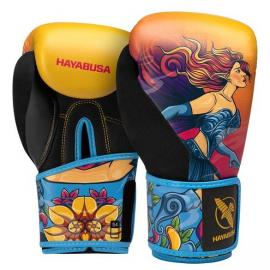 HAYABUSA S4 YOUTH GRAPHIC BOXING GLOVES-FAIRY