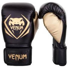 VENUM CONTENDER GLOVES 2.0 BLACK/GOLD
