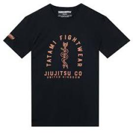 Supply Co T-Shirt Black