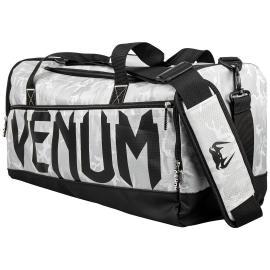 VENUM SPARRING SPORTS BAG WHITE/CAMO