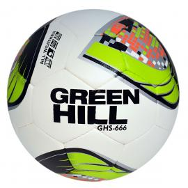 GREEN HILL SOCCER BALL 666