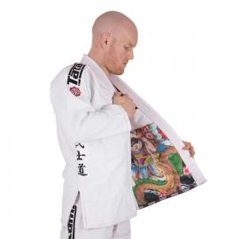 TATAMI JAPAN SERIES - SAMURAI BJJ GI WHITE