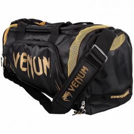 VENUM TRAINER LITE SPORTS BAG BLACK/GOLD