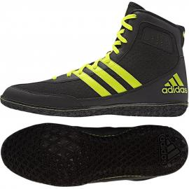 ADIDAS Mat Wizard 3 Mens Wrestling Shoes - Black