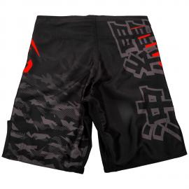 VENUM OKINAWA 2.0 KIDS FIGHTHORT BLACK/RED