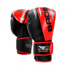 Bad Boy Pro Series Advanced Thai Gloves - black/red