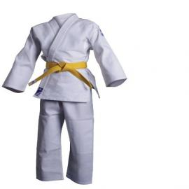 Adidas judo uniform club suit, brilliant white