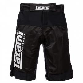 TATAMI MULTI FLEX BLACK IBJJF SHORTS