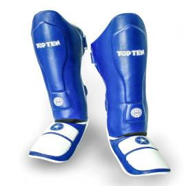"TOP TEN Shin and Instep Guard ""Lowkick"" WAKO"