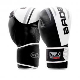 Bad Boy Pro Series Advanced Thai Gloves BLACK/WHITE
