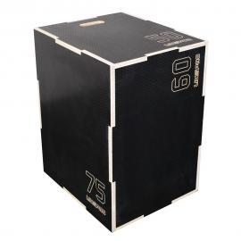 LIVEUP LP8157 3-IN-1 WOOD PLYOBOX
