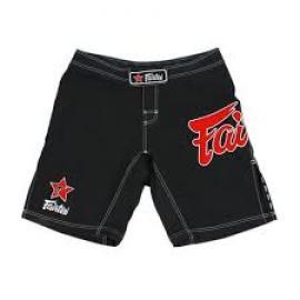 FAIRTEX MMA SHORTS BLACK