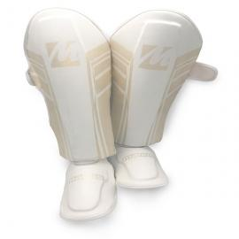 "TOP TEN Shin Guard ""Pearl White"""