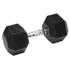 MAXWELL HEXAGON DUMBELLS 15KG (PAIR)