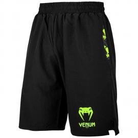 VENUM CLASSIC TRAINING SHORTS - BLACK/NEO YELLOW