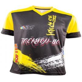 "TOP TEN ITF shirt ""Storm"" with V-neck"