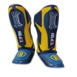 "TOP TEN Shin Guard ""Hercules"" for Thaiboxing, K1 and MMA"