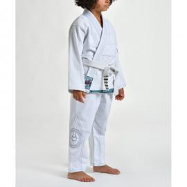 GRIPS BJJ TRIPLE JUNIOR WHITE