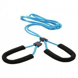 SPEED PULLING ROPE, EASY (20 KG), BLUE