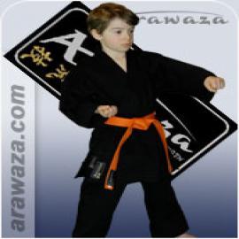 Arawaza Middleweight black, Karate