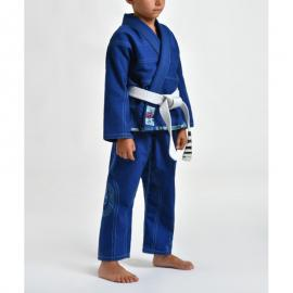GRIPS BJJ TRIPLE JUNIOR BLUE